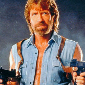 Did you know that Chuck Norris movies might make you fat?